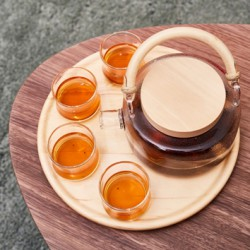 Rota Teaset with 4 cups
