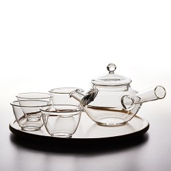 Yokode Teaset with 4 cups