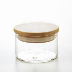 Airtight Glass Canister 90 - 200 ml
