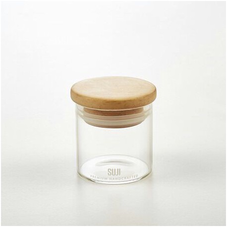 Airtight Glass Canister 55 - 50 ml