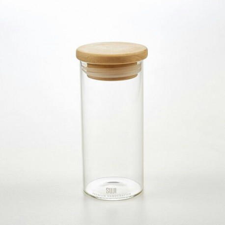 Airtight Glass Canister 55 - 200 ml
