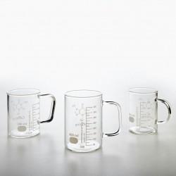 Chemistry Mug 500 ml Logo Caffeine