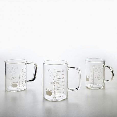"Mug Chemistry 500 ml Logo ""Caffeine"""