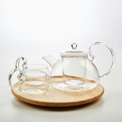 Maxi Teaset with 2 cups