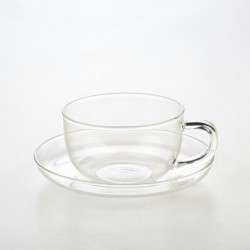 Ruben Cup and Saucer 250 ml