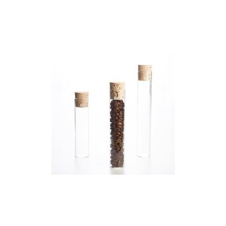 Sample Tube with Cork Stopper Ø 40 x 180 mm