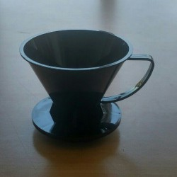 Pourover Dripper 01 Black
