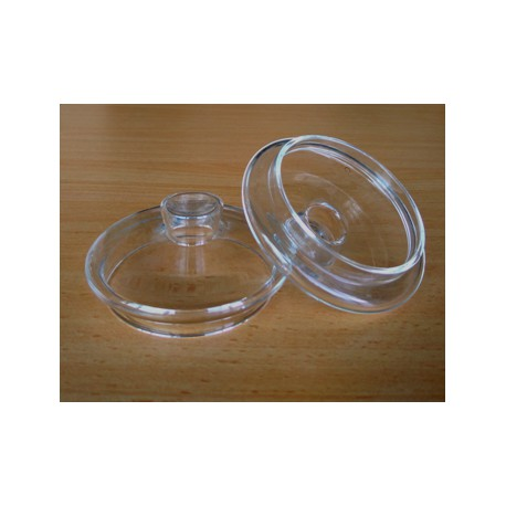 Glass Lid Concave Ø 60