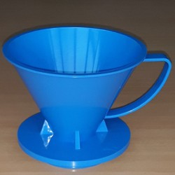 Pourover Dripper 01 Blue Solid