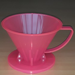 Pourover Dripper 02 Rose Solid