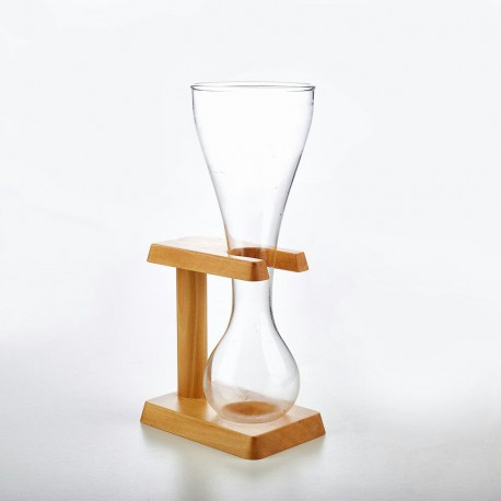 Kwak Glass Beer 330 ml with Stand