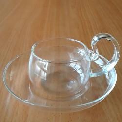 Maxi Cup & Saucer 200 ml