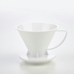 Pourover Dripper 01 White Solid