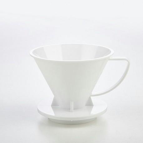 Pourover Dripper 01 White Solid