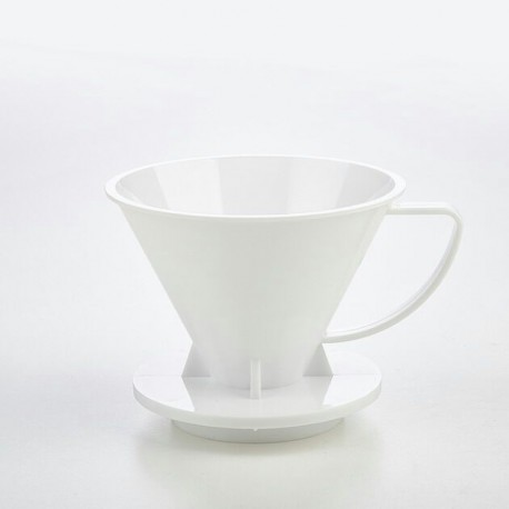 Pourover Dripper 02 White Solid
