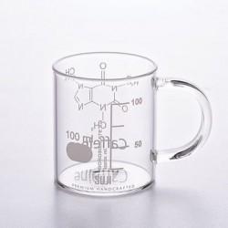 "Chemistry Mug 130 ml Logo ""Caffeine"""