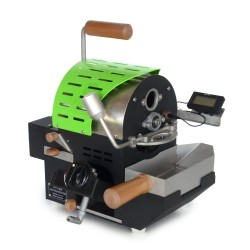 WE x SUJI Mini Roaster 100, Hijau