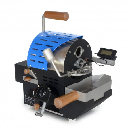 WE x SUJI Mini Roaster 100, Biru