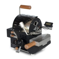 WE x SUJI Mini Roaster 100, Hitam