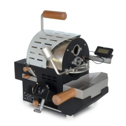 WE x SUJI Mini Roaster 100, Abu-abu