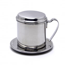 Vietnam Dripper 155 ml, Stainless Steel