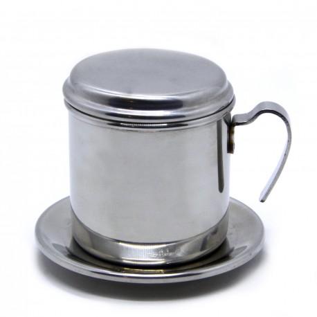 Vietnam Dripper 265 ml, Stainless Steel