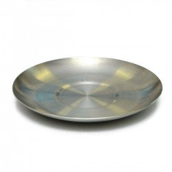 Stainless Steel Saucer Ø 147 x 15.2 mm