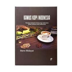 Kamus Kopi by Steve Hidayat