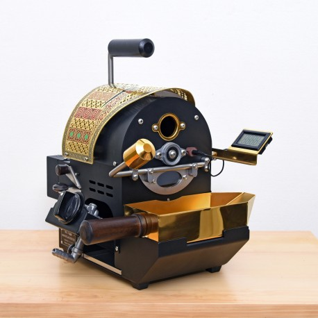 WE x SUJI Mini Roaster 100, Toraja Limited Edition, Gold