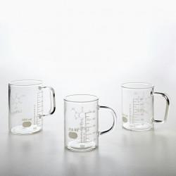 "Mug Chemistry 300 ml Logo ""Caffeine"""